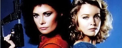 Photo Jane Badler, Faye Grant