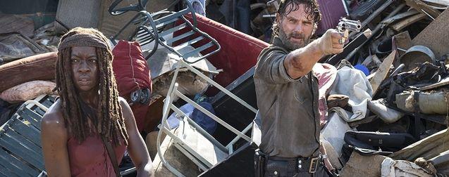 The Walking Dead : pour le final de la saison 8, les audiences s'écroulent (encore)