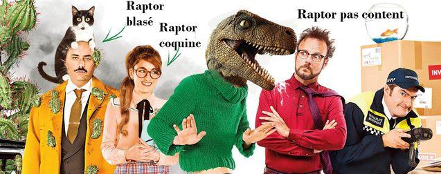 Raptor Lagaffe