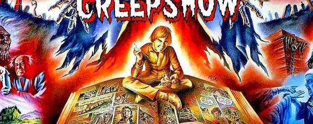 Creepshow : le film légendaire de George Romero et Stephen King revient.... en série télé