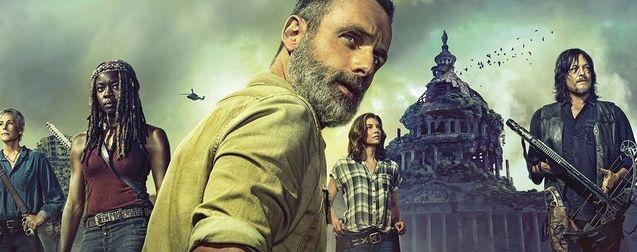The Walking Dead saison 9 se paye une actrice de prestige pour mener le fameux clan des Chuchoteurs