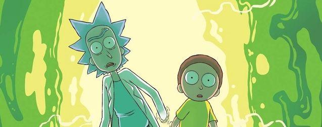 Photo Rick et Morty