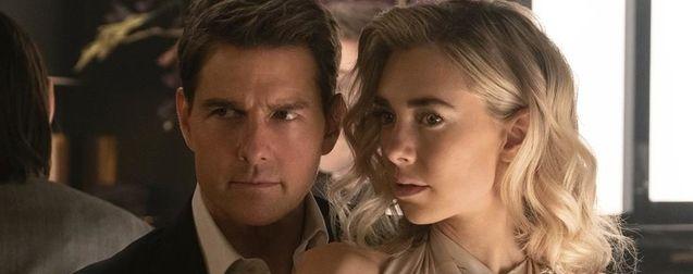 photo, Vanessa Kirby, Tom Cruise