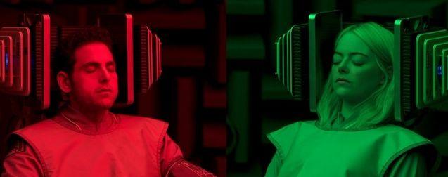 Maniac : on a vu les trois premiers épisodes de la série déjantée et fantastique de Netflix avec Emma Stone et Jonah Hill