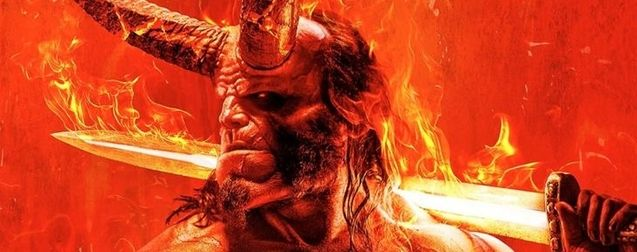 Hellboy : le démon rouge est encore plus badass dans sa nouvelle photo