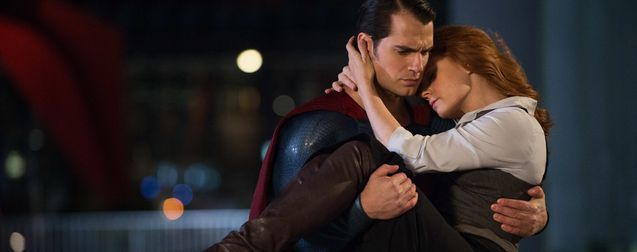 Amy Adams Henry Cavill