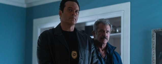 photo, Vince Vaughn, Mel Gibson