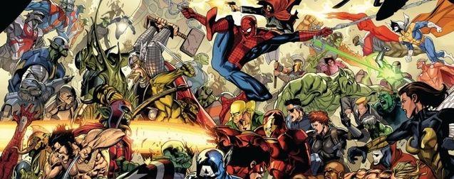 comics Secret Invasion