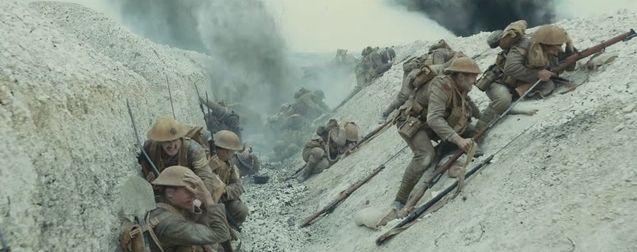 1917 : une bande-annonce suffocante et explosive pour le film de guerre en plan-séquence de Sam Mendes