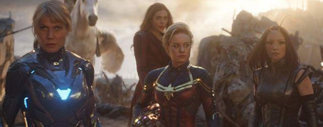 En plus de Disney+, Marvel prépare une nouvelle série, sur une mystérieuse super-héroïne
