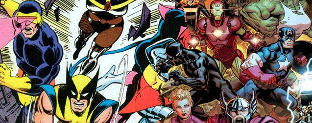 photo couverture x-men