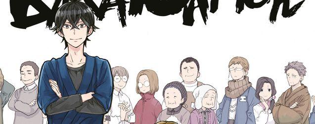 Barakamon : un manga qui se termine d'un coup de pinceau
