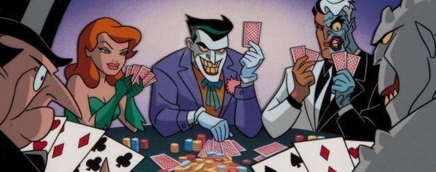 photo, Joker, Pingouin, Double-Face, Killer Croc, Poison Ivy
