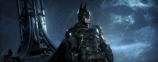 Batman dans Arkham Knight