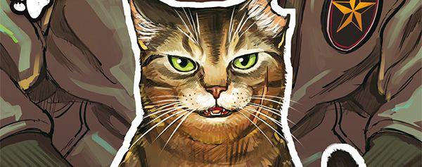 Nyankees : Doki Doki balance une pépite où les chats sont des racailles qui font la loi.