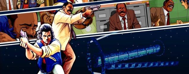 Avant Death Stranding, Policenauts : le buddy-movie spatial d'Hideo Kojima