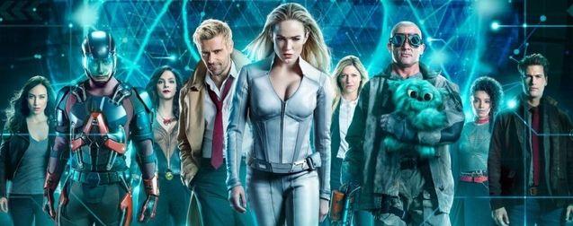 Legends of Tomorrow : les héros pètent un câble dans la bande-annonce ravagée de la cinquième saison