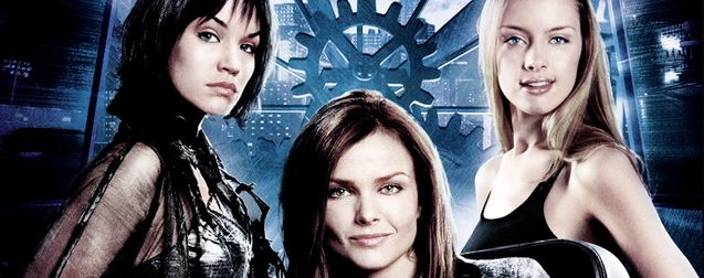 photo, Ashley Scott, Dina Meyer, Rachel Skarsten