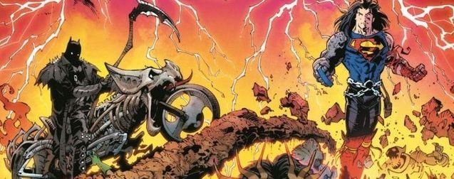 Batman Metal : DC Comics annonce la suite apocalyptique avec des images épiques