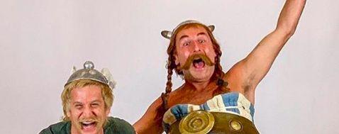 Asterix & Obelix : L'Empire du Milieu - le tournage du film n'est pas annulé malgré le coronavirus