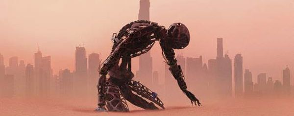 Affiche, Westworld