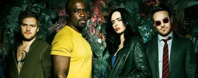 Photo , The Defenders