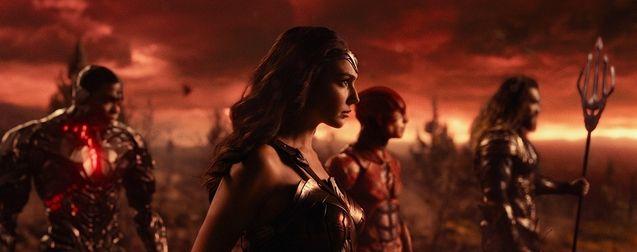 Justice League : première image officielle de Darkseid dans le Snyder Cut