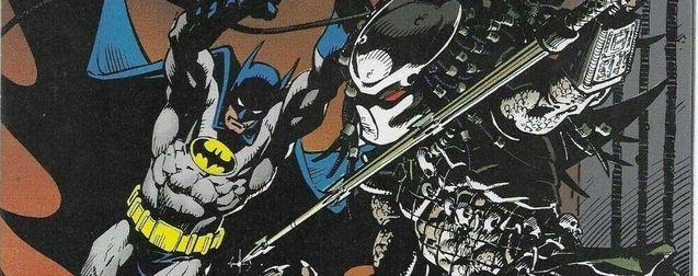 Predator : action, hémoglobine et Batman dans 3 comics cultes