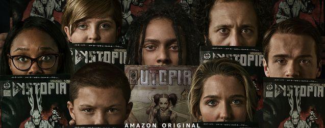 Utopia saison 1 : critique complotiste et contagieuse sur Amazon