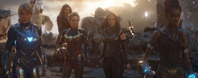 photo, Gwyneth Paltrow, Brie Larson, Pom Klementieff, Letitia Wright