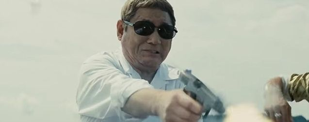 Netflix prépare un film sur la vie rocambolesque du légendaire Takeshi Kitano