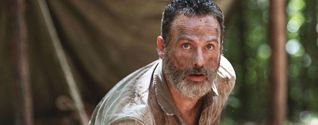 The Walking Dead : Andrew Lincoln est super triste et regrette d'avoir quitté la série