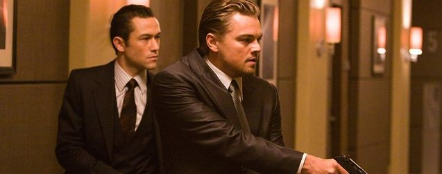photo, Leonardo DiCaprio, Joseph Gordon-Levitt