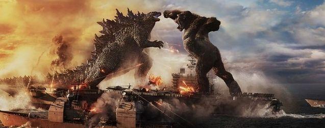 Godzilla vs. Kong : la Warner dévoile de nouveaux détails sur l'affrontement des deux monstres