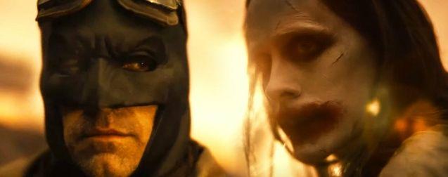 Justice League : le Joker et Batman, alliés dans le Snyder Cut ?