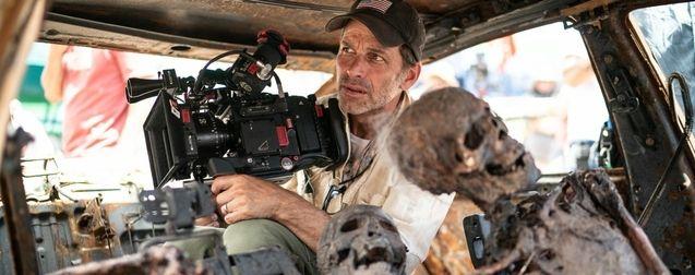 Army of the Dead : le film de zombies Netflix de Zack Snyder dévoile enfin sa date de sortie