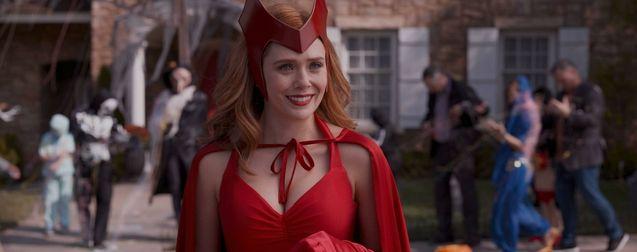 Marvel : Wanda est-elle la plus puissante du MCU après l'épisode 8 de WandaVision ?