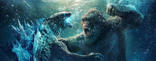 Godzilla vs. Kong : un nouveau teaser avec un Godzilla destructeur pour le combat de monstres