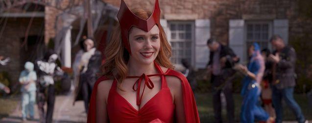 Marvel : que veulent dire les scènes post-génériques du final de WandaVision ?