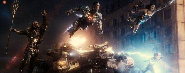 Justice League : la boss de Warner en a marre des fans toxiques de DC et du Snyder Cut