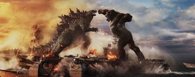 Godzilla vs. Kong est parti pour être un carton record en Chine (et aux US ?)