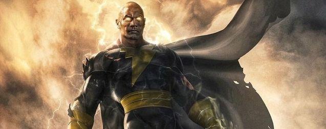 Black Adam : le film DC avec Dwayne Johnson a enfin retrouvé une date de sortie