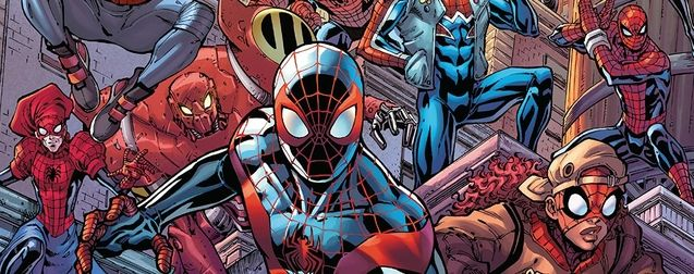 Marvel : Spider-Verse, dernier grand crossover Spider-Man, avant le déclin
