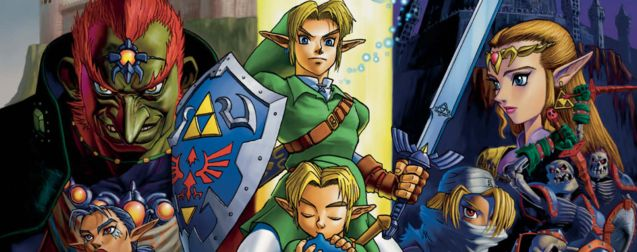 The Legend of Zelda : pourquoi l'âge d'or reste Ocarina of Time et Majora's Mask sur N64
