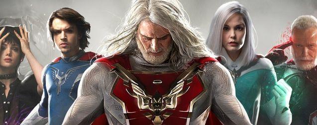 Jupiter's Legacy : critique des vieux Avengers de Netflix