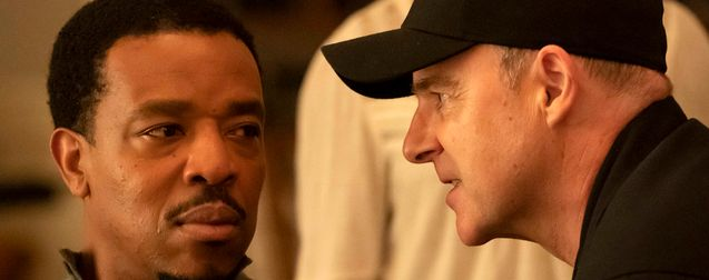 photo, Russell Hornsby, Brian F. O'Byrne