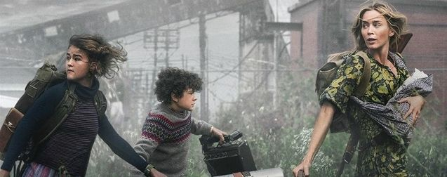 Sans un bruit 2 : une nouvelle bande-annonce silencieuse du thriller horrifique