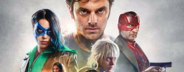 Comment je suis devenu super-héros : Netflix balance une bande-annonce volcanique