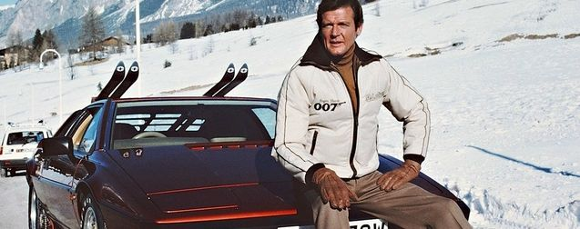 Photo Roger Moore