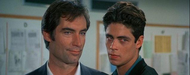 photo, Timothy Dalton, Benicio Del Toro